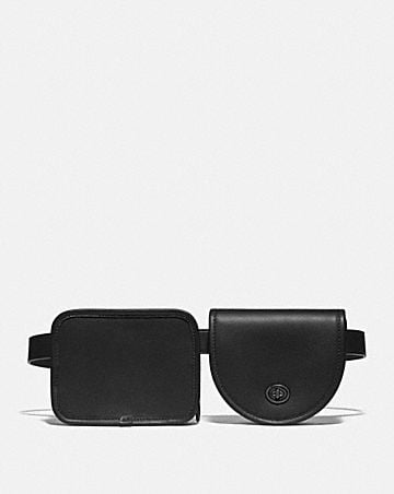 sac multi convertible avec fermoir pivotant