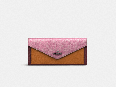 Customize SOFT WALLET IN COLORBLOCK