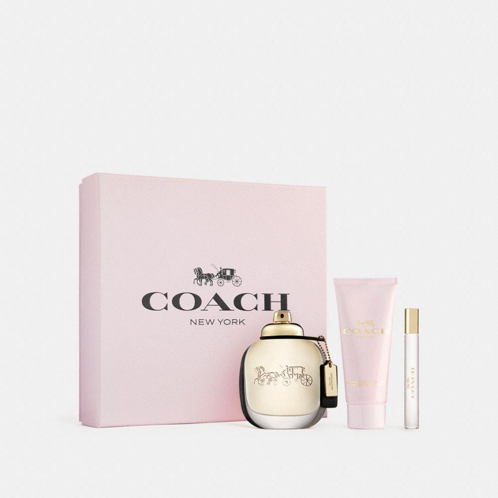 Coach Eau De Parfum 3 Piece Gift Set Alternate View 1