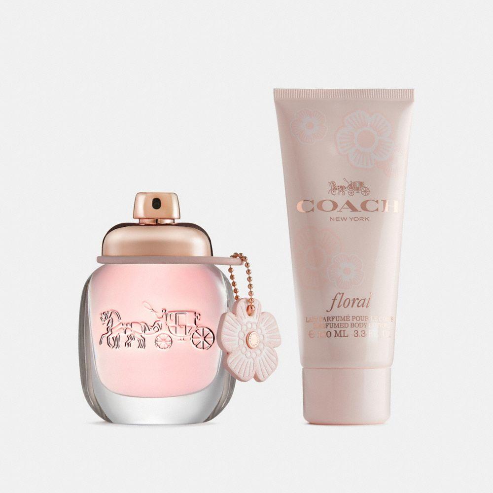 Coach Floral Eau De Parfum 2 Piece Gift Set