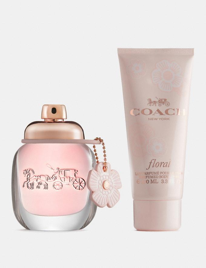 Coach Floral Eau De Parfum 2 Piece Gift Set Multi Women Accessories Fragrance Fragrance