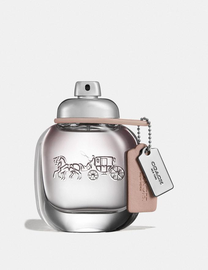 Coach Eau De Toilette 2 Piece Gift Set Multi Women Accessories Fragrance Fragrance