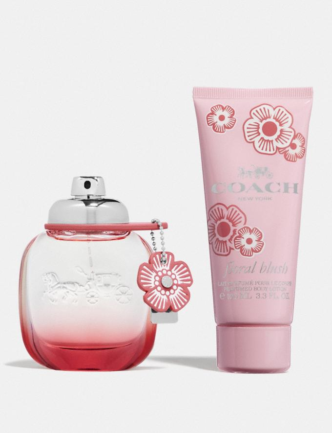 Coach Floral Blush Eau De Parfum 2 Piece Gift Set Multi