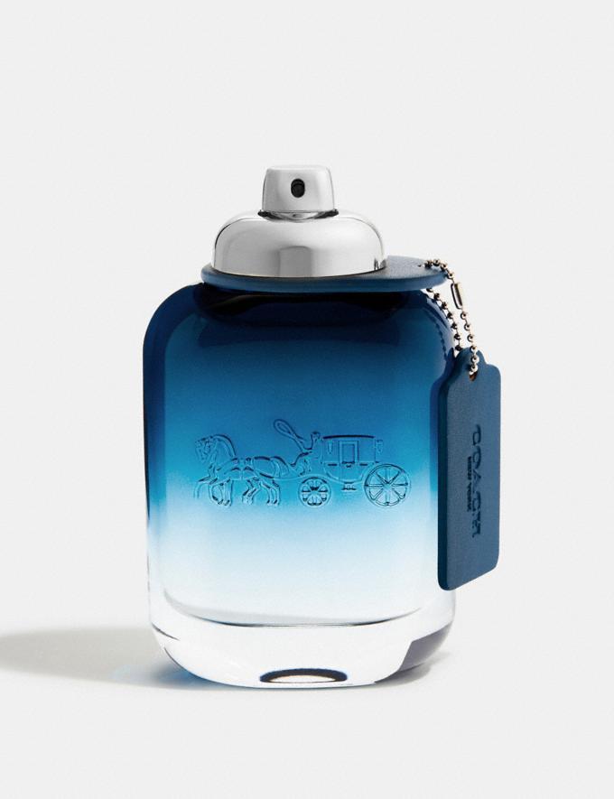 Coach Coach Blue Eau De Toilette 100 Ml Multi Men Accessories Fragrance Fragrance Alternate View 1
