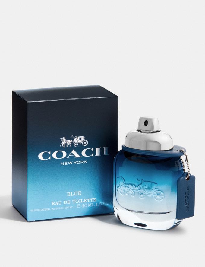 Coach Coach Blue Eau De Toilette 40 Ml Multi Men Accessories Fragrance Fragrance