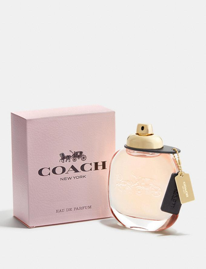 Coach Coach New York Eau De Parfum 90ml Multi  Alternate View 1