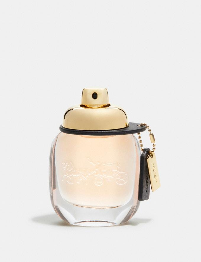 Coach Coach New York Eau De Parfum 30ml Multi