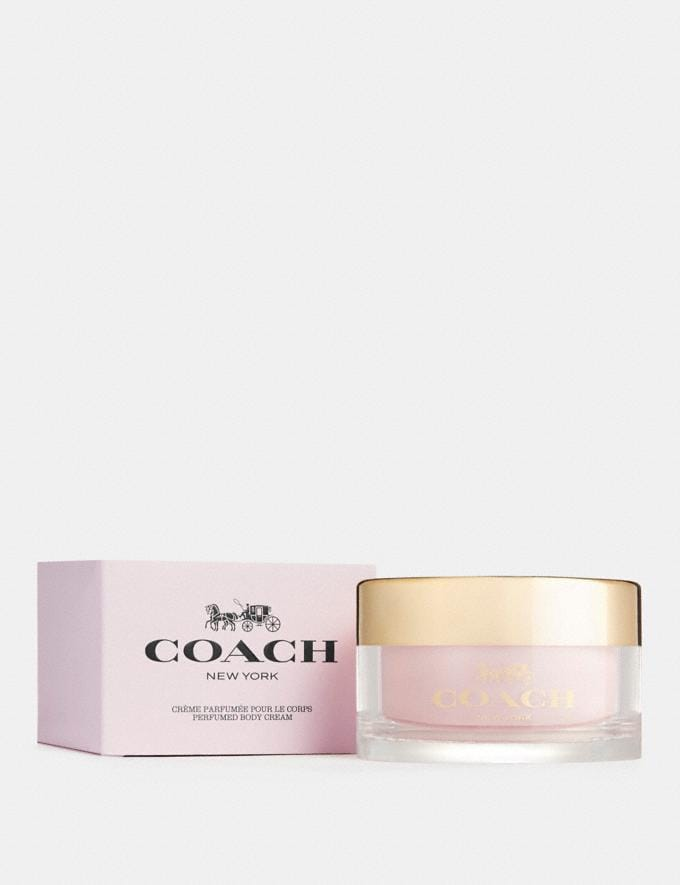 Coach Eau De Parfum Body Cream Multi Women Accessories Fragrance Fragrance Alternate View 1