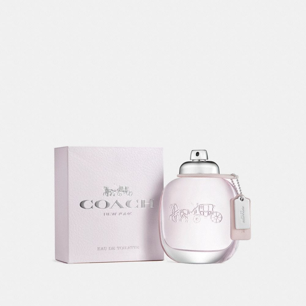 Coach Coach New York Eau De Toilette 90ml Alternate View 1