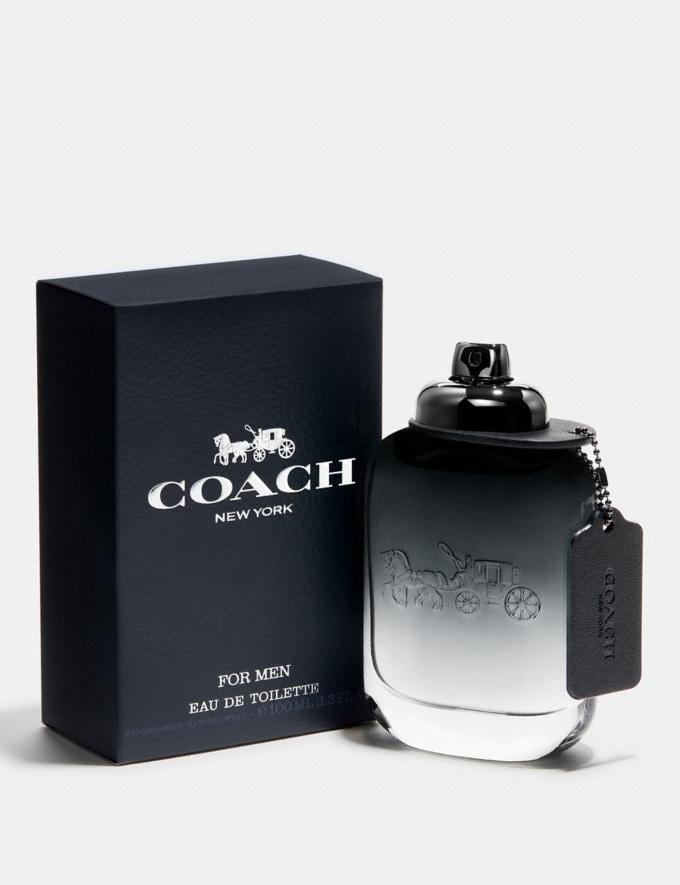 Coach Coach for Men Eau De Toilette 100 Ml Multi Men Accessories Alternate View 1
