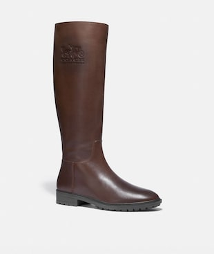 FYNN BOOT IN WIDE CALF