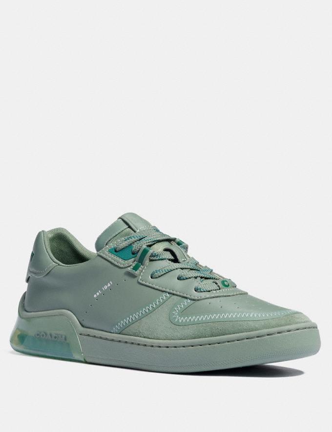 Coach Citysole Court Sneaker Agate