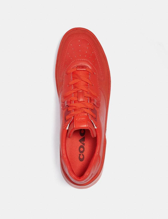 Coach Citysole Court Sneaker Electric Coral  Alternate View 2