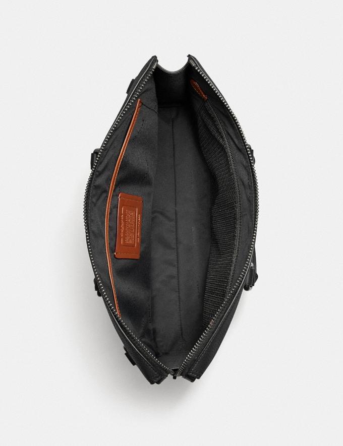 Coach Gotham Folio Schwarzkupfer/Schwarz Herren Taschen Aktentaschen Alternative Ansicht 2