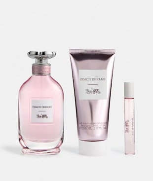 DREAMS EAU DE PARFUM 3 PIECE GIFT SET