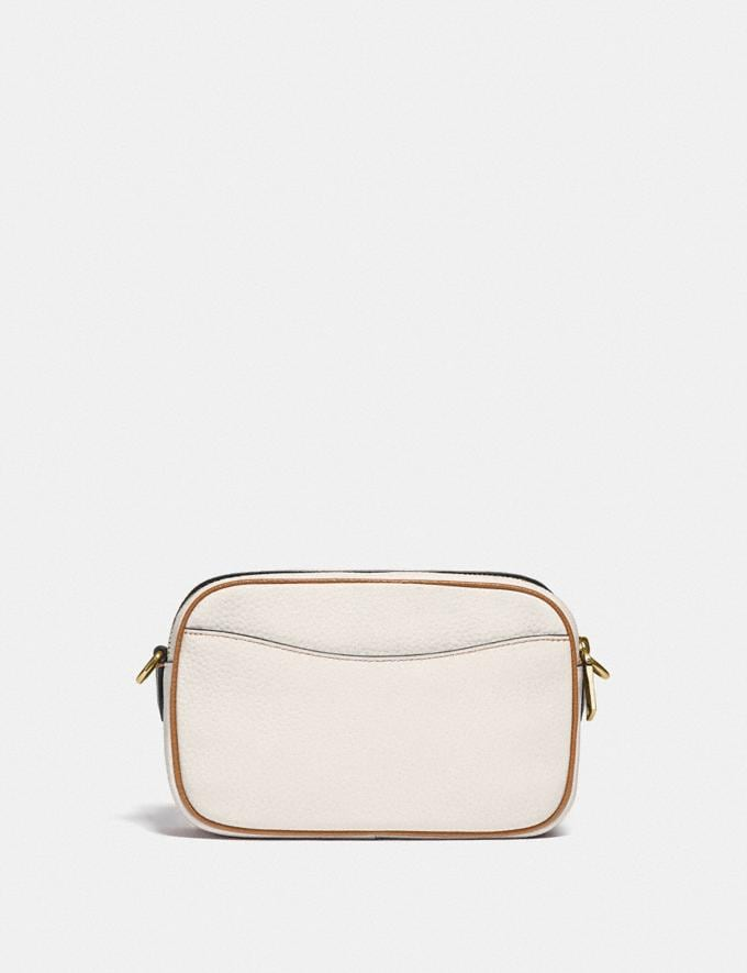 Coach Willow Camera Bag in Colorblock Brass/Chalk Multi null Alternate View 2