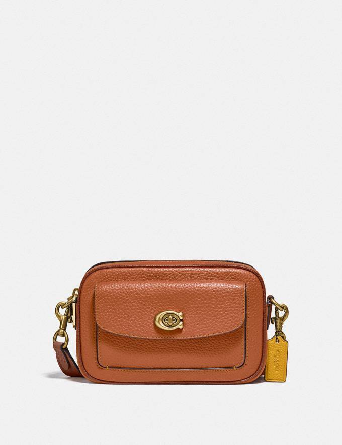 Coach Willow Camera Bag in Colorblock B4/Canyon Multi DEFAULT_CATEGORY