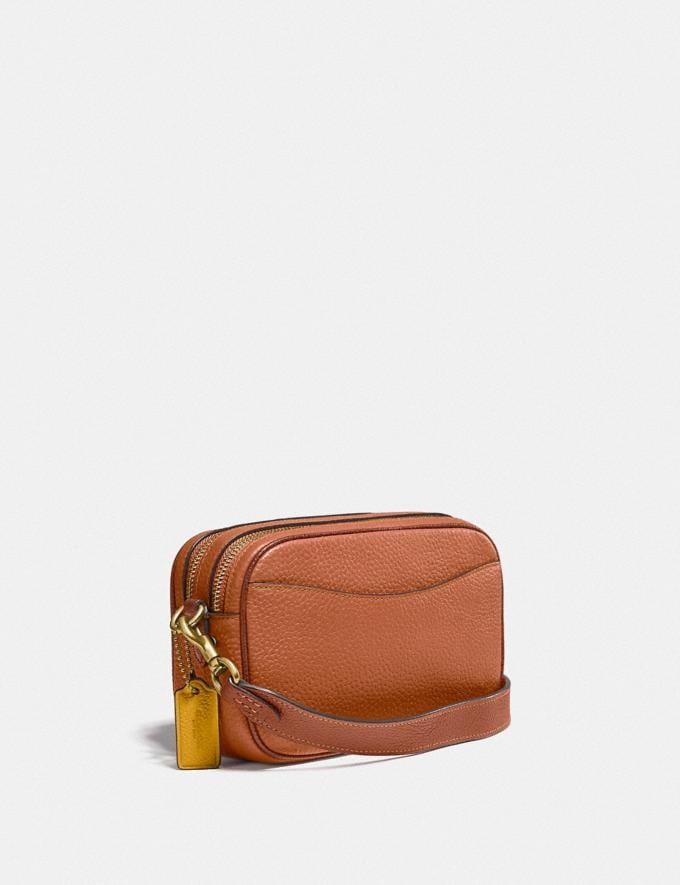 Coach Willow Camera Bag in Colorblock B4/Canyon Multi DEFAULT_CATEGORY Alternate View 1