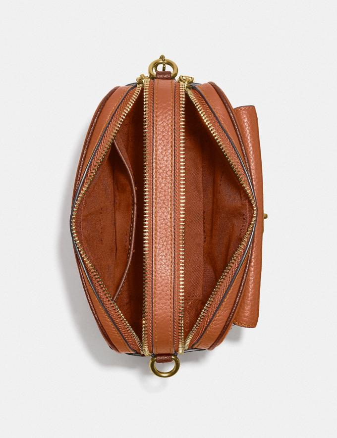 Coach Willow Camera Bag in Colorblock B4/Canyon Multi DEFAULT_CATEGORY Alternate View 3