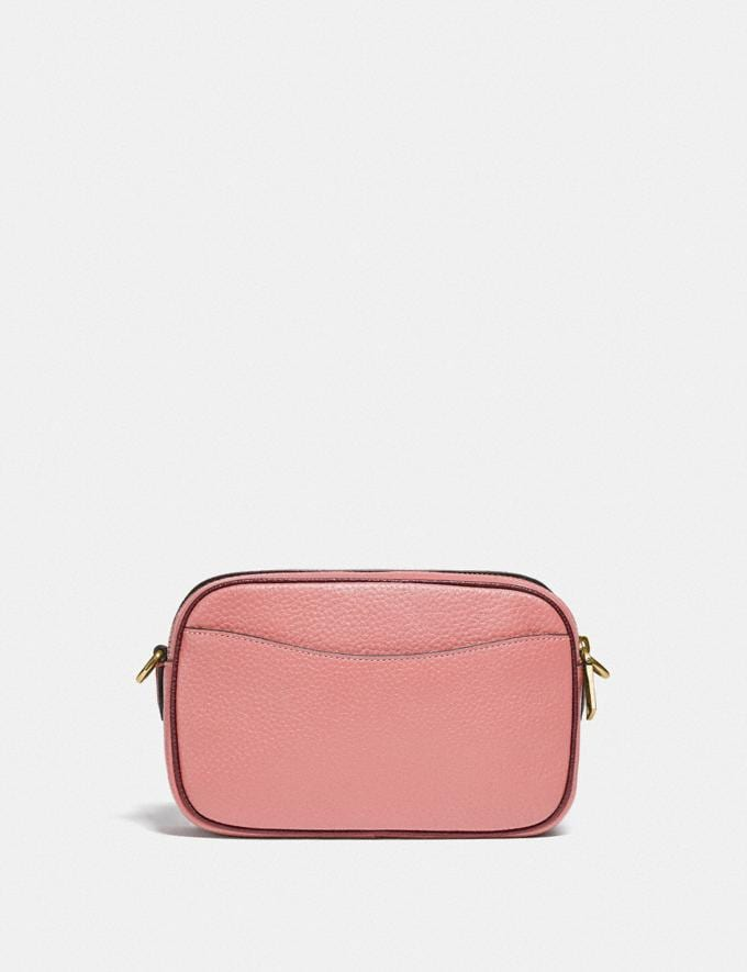 Coach Willow Camera Bag in Colorblock Brass/Candy Pink Multi Translations 5.1 Retail Alternate View 2