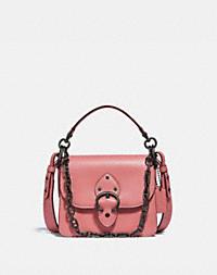 pewter/vintage pink