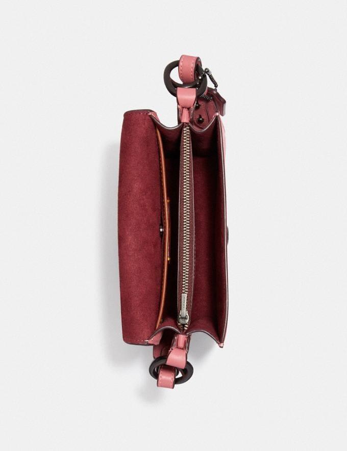 Coach Beat Schultertasche 18 Zinn/Vintage-Rosa Neu Neuheiten für Damen Taschen Alternative Ansicht 2