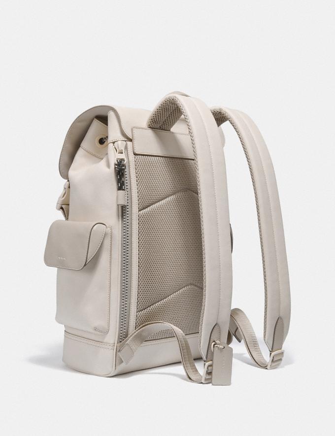 Coach Rivington Backpack Black Copper/Chalk/Bone Cyber Monday For Him Cyber Monday Sale Alternate View 1