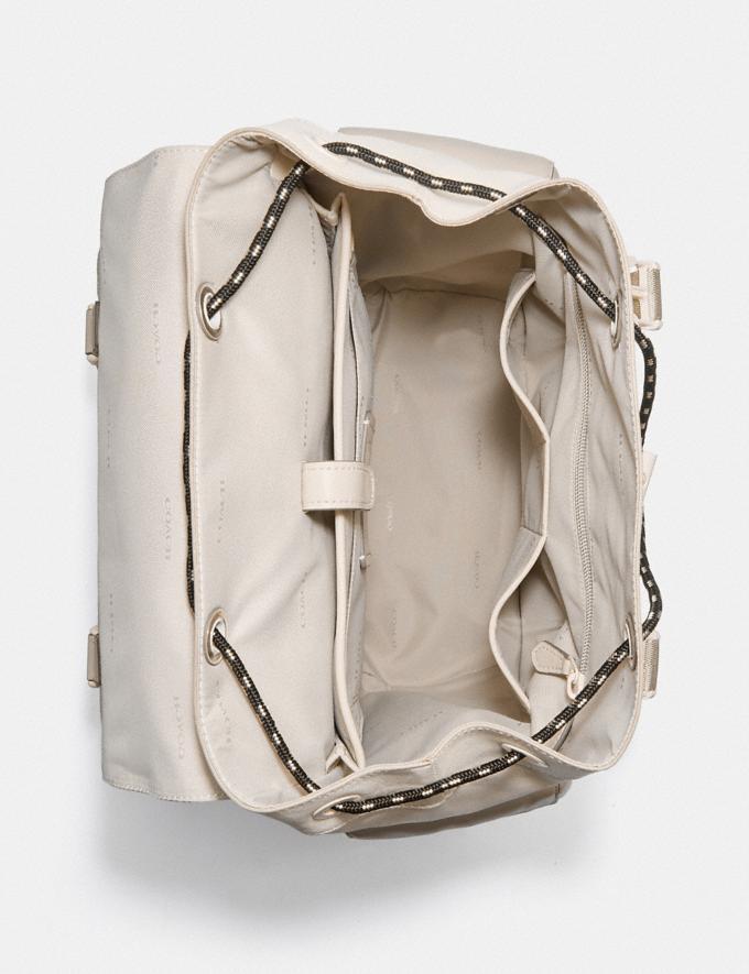 Coach Rivington Backpack Black Copper/Chalk/Bone Cyber Monday For Him Cyber Monday Sale Alternate View 2