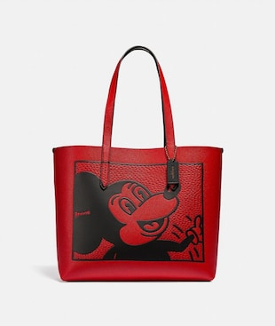 BOLSO TOTE HIGHLINE DISNEY MICKEY MOUSE X KEITH HARING