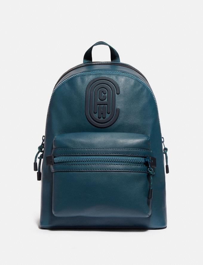 Coach Academy Backpack Ji/Sea Blue/Midnight Navy Men Bags Backpacks