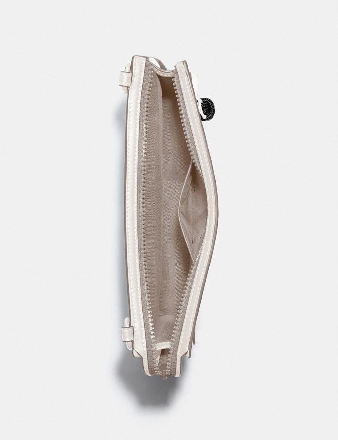 Coach Rivington Convertible Hybrid Pouch Chalk/Bone Men Bags Pouches Alternate View 1