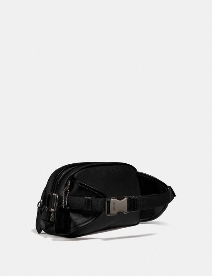Coach Sac Ceinture Hitch Ji/Noir Homme Sacs Sacs ceinture Autres affichages 1