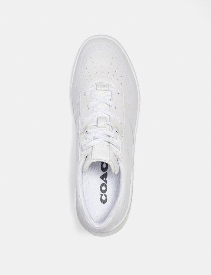 Coach Citysole Court Sneaker Optic White Men Shoes Casual Alternate View 2