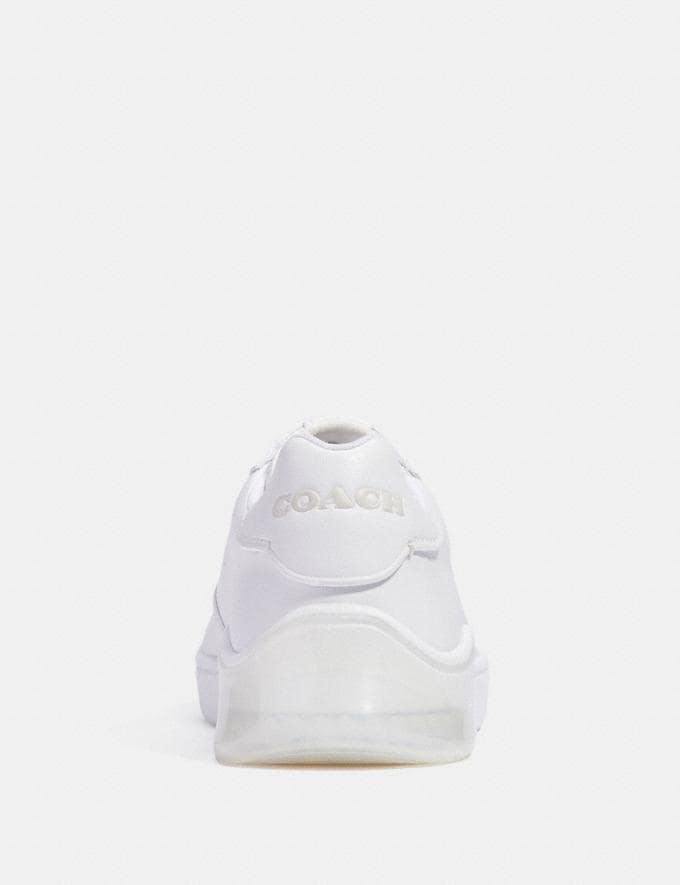 Coach Citysole Court Sneaker Optic White Men Shoes Casual Alternate View 3