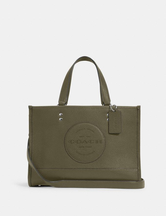 Coach Dempsey Carryall With Patch Sv/Surplus DEFAULT_CATEGORY