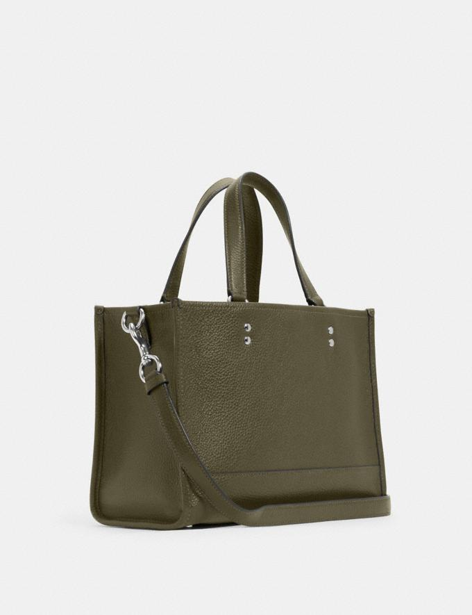 Coach Dempsey Carryall With Patch Sv/Surplus DEFAULT_CATEGORY Alternate View 1