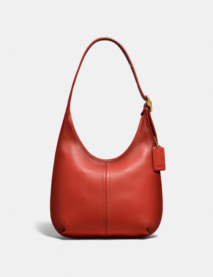 Coach Ergo Shoulder Bag B4/Red Sand Gifts For Her Under £500
