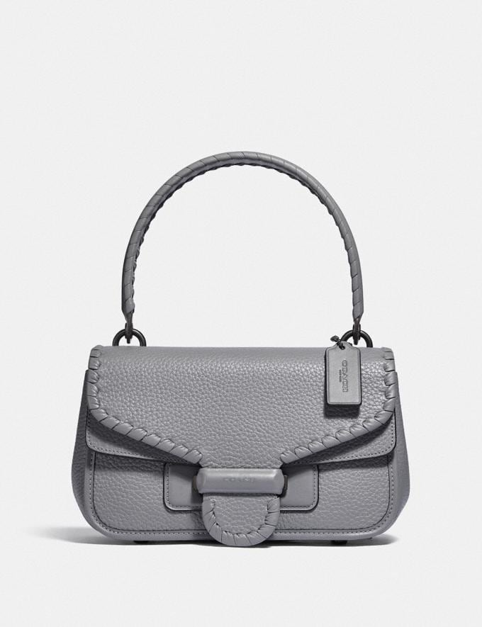 Coach Cody Shoulder Bag With Whipstitch V5/Granite Private Sale For Her Bags