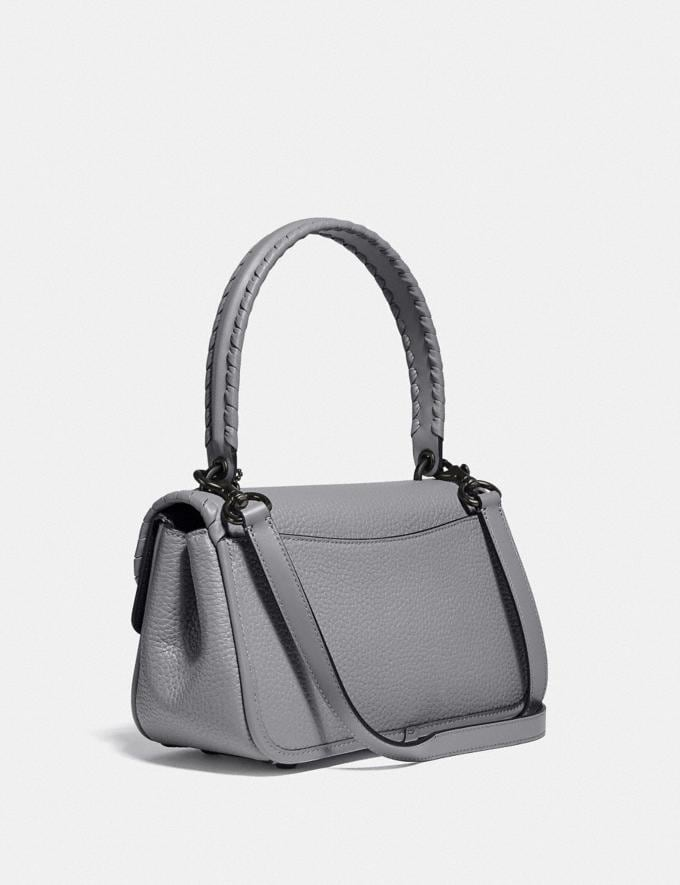 Coach Cody Shoulder Bag With Whipstitch V5/Granite Private Sale For Her Bags Alternate View 1
