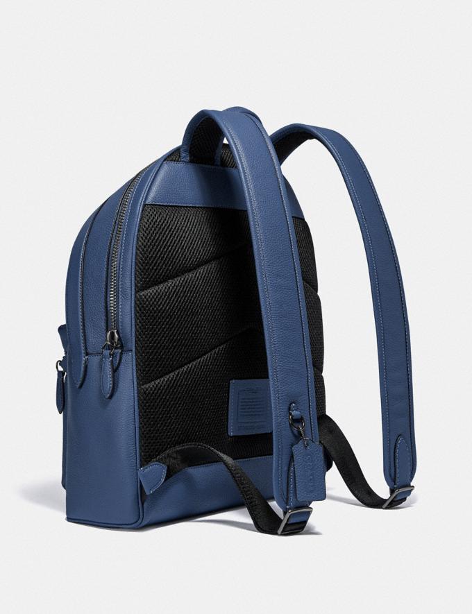 Coach Charter Backpack Ji/Deep Blue DEFAULT_CATEGORY Alternate View 1