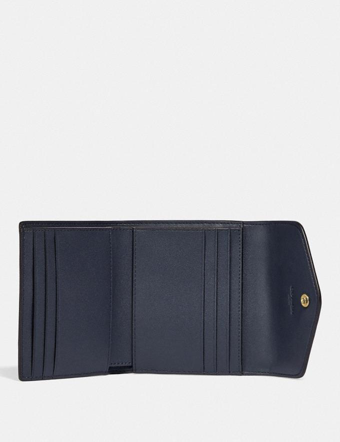 Coach Wyn Small Wallet B4/Green null Alternate View 1