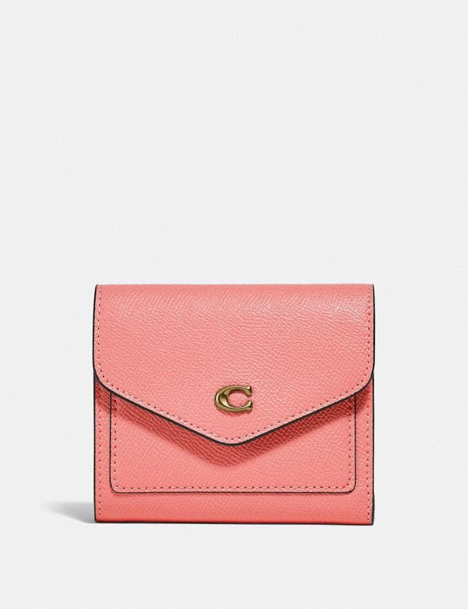 Coach Wyn Small Wallet B4/Candy Pink DEFAULT_CATEGORY