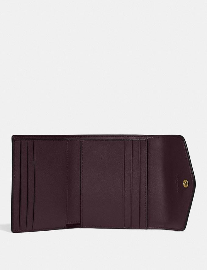 Coach Wyn Small Wallet B4/Candy Pink DEFAULT_CATEGORY Alternate View 1