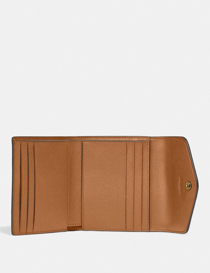 Coach Wyn Small Wallet B4/Buttercup DEFAULT_CATEGORY Alternate View 1