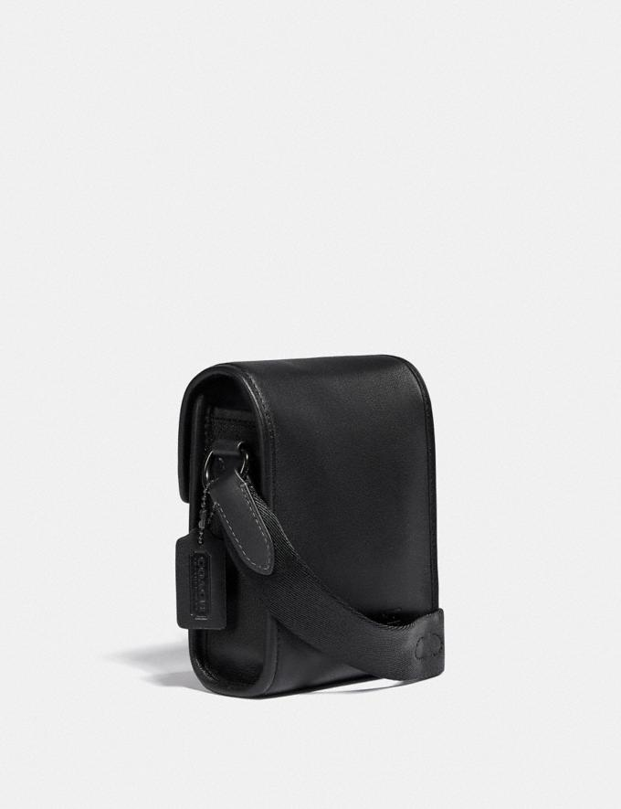 Coach Charter North/South Crossbody With Hybrid Pouch Black 8.1 newness Alternate View 1