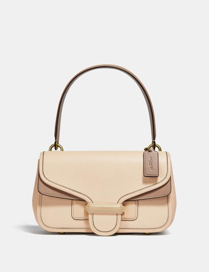 Coach Cody Shoulder Bag in Colorblock B4/Ivory Taupe Multi DEFAULT_CATEGORY