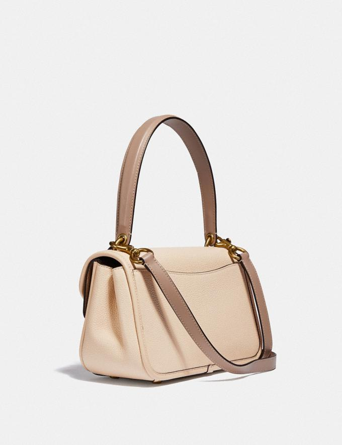 Coach Cody Shoulder Bag in Colorblock B4/Ivory Taupe Multi DEFAULT_CATEGORY Alternate View 1