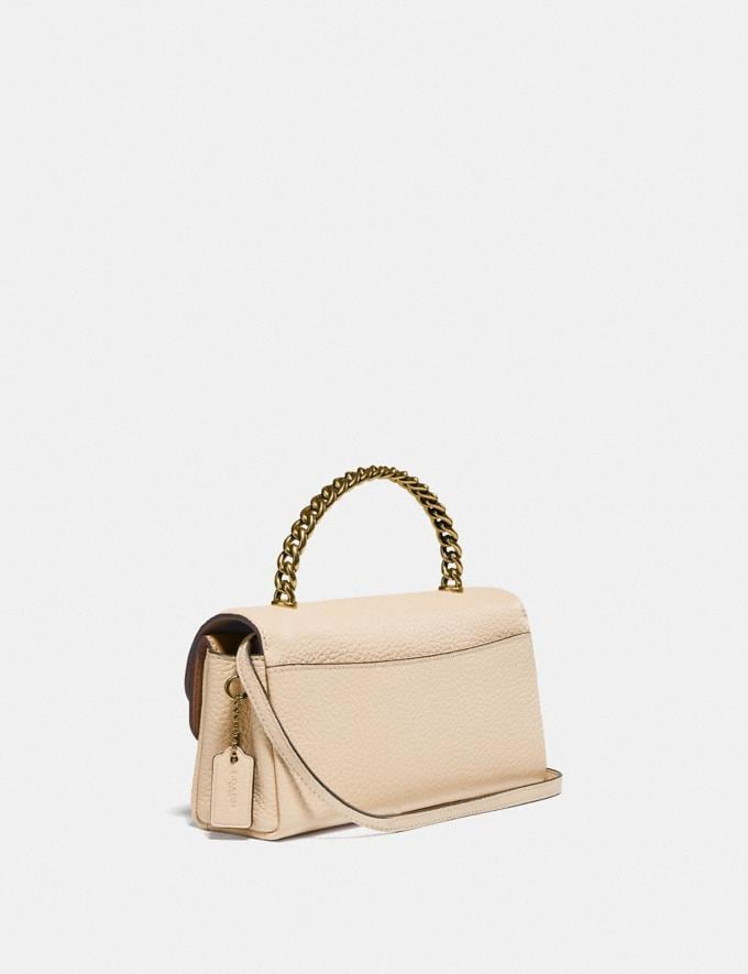 Coach Blair Clutch in Colorblock B4/Ivory Taupe Multi  Alternate View 1
