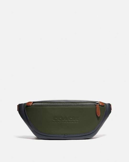 LEAGUE BELT BAG IN COLORBLOCK