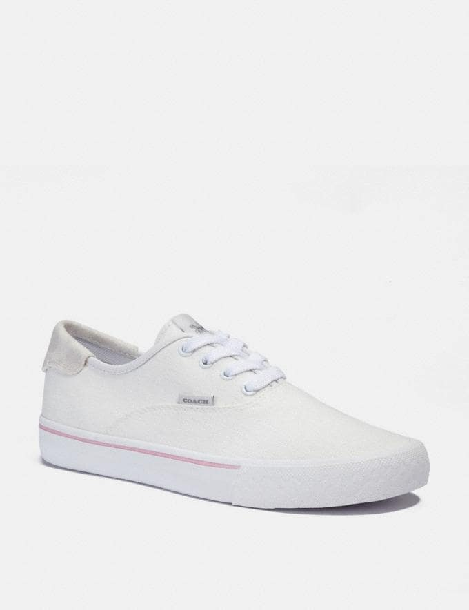 Coach Citysole Skate Sneaker Optic White